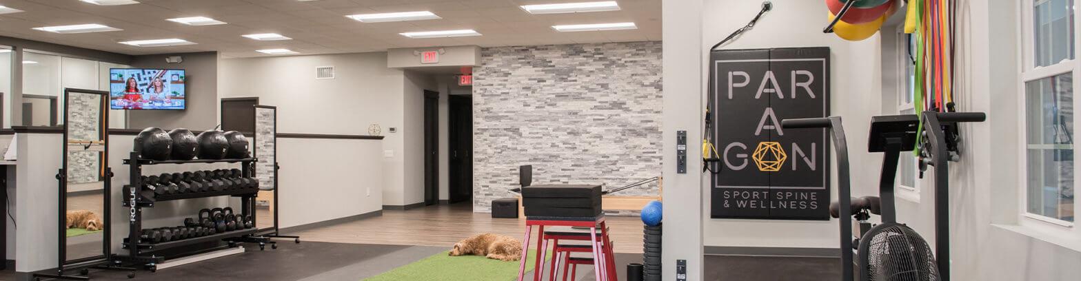 paragon spine sport wellness facility 2